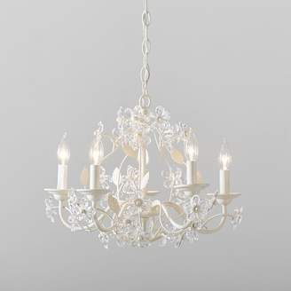 Pottery barn chandelier shopstyle pottery barn teen blossom chandelier mozeypictures Image collections