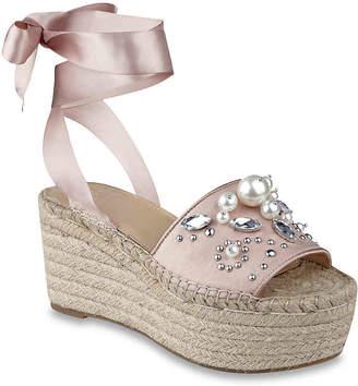 GUESS Razzle Wedge Sandal - Women's