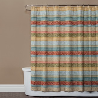 Saturday Knight Ltd Kochi Stripe Shower Curtain
