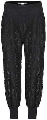 Stella McCartney Lace trousers