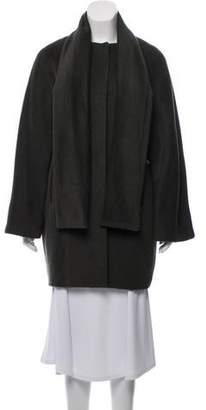 J. Mendel Alpaca-Blend Short Coat