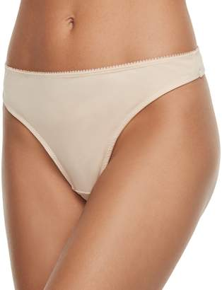 Heidi Klum Intimates Women's Thong Panty A37-0028