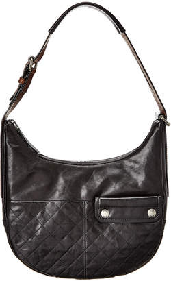 Frye Samantha Quilted Leather Hobo