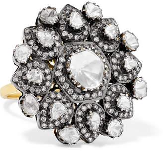 Amrapali 18-karat Gold Diamond Ring - 6 1/2