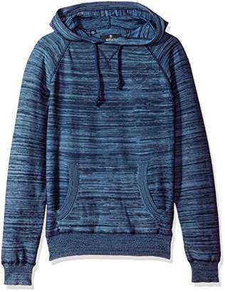 Buffalo David Bitton Men's Watext Long Sleeve Hooded Fashion Sweater