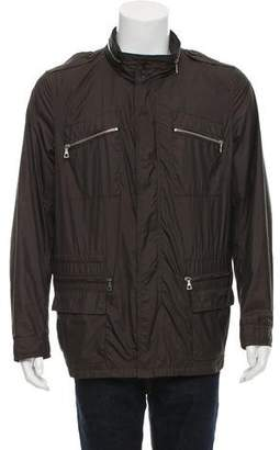 Dries Van Noten Lightweight Zip-Front Jacket