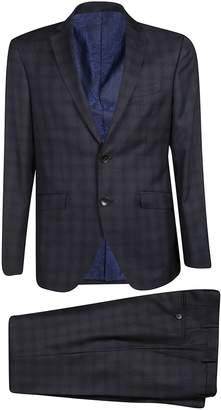 Etro Checked Suit