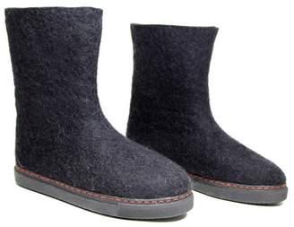 Felt Forma Organic Wool Outdoor Boots