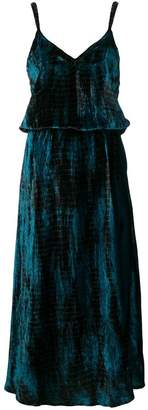 Mes Demoiselles printed midi dress