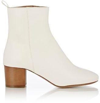 Isabel Marant Étoile Women's Deyis Ankle Boots-WHITE