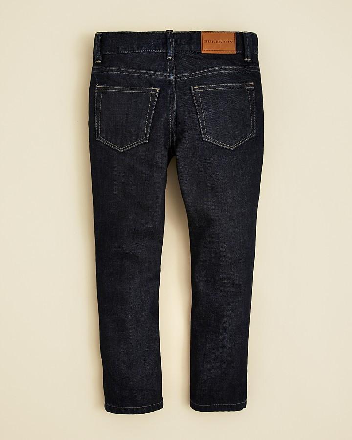Burberry Boys' Steadman Slim Fit Jeans - Sizes 8-14