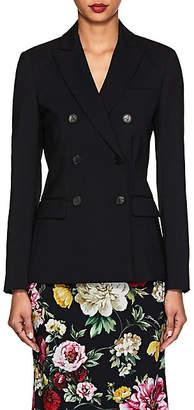Altuzarra Women's Indiana Virgin Wool Double-Breasted Blazer - Black