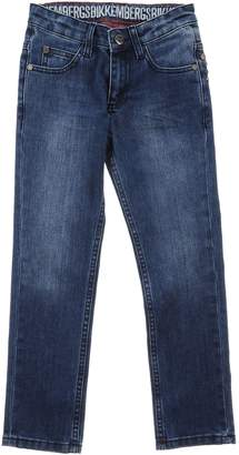 Bikkembergs Denim pants - Item 42521105