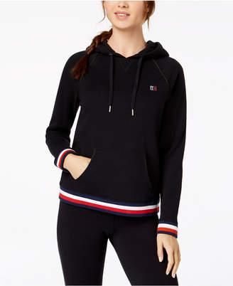 Tommy Hilfiger Pullover Raglan-Sleeve Logo Hoodie