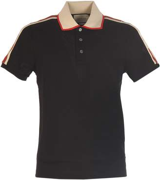 Gucci Logo Polo Shirt