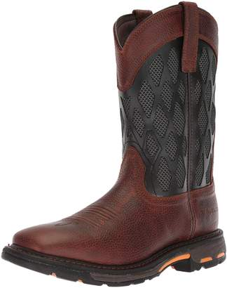 Ariat Work Men's Workhog Venttek Matrix Construction Boot