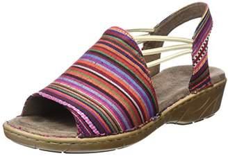 Jenny Women''s Korsika Closed Toe Sandals