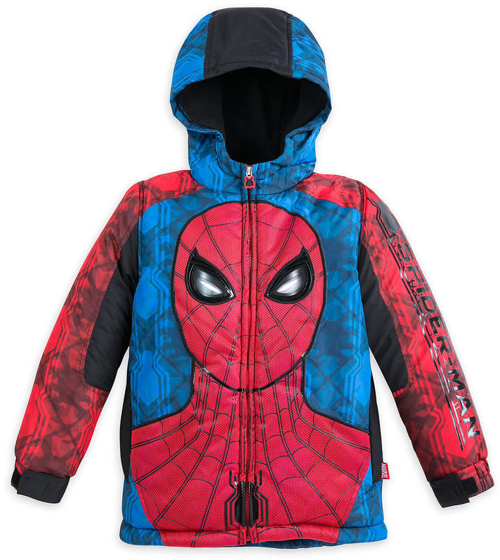 Spider-Man Winter Jacket for Boys