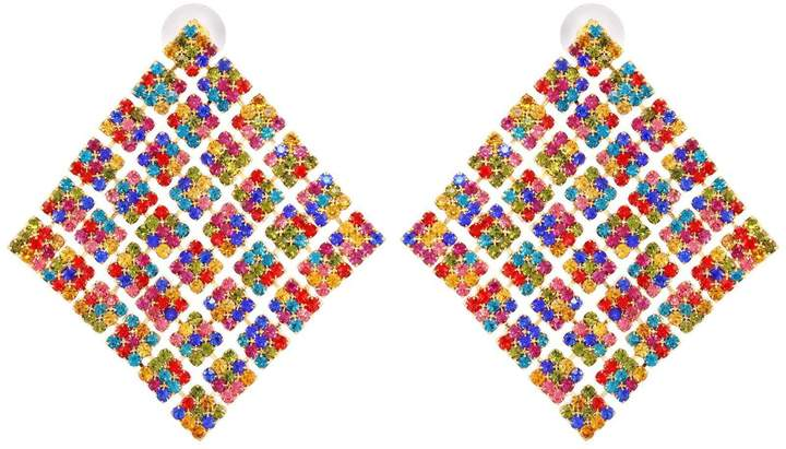 Bombinhas Ohrringe - mehrfarbig