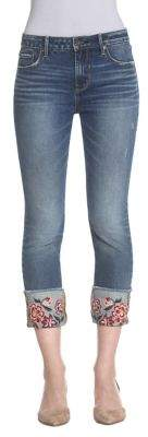 Driftwood Colette Demi Straight Jeans
