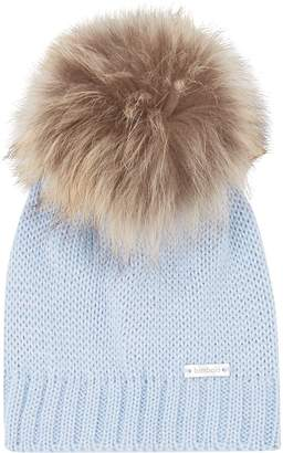 Bimbalo Bobble Fur Hat