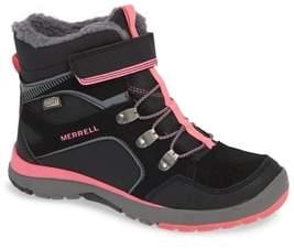 Merrell Moab FST Polar Mid Waterproof Insulated Sneaker Boot