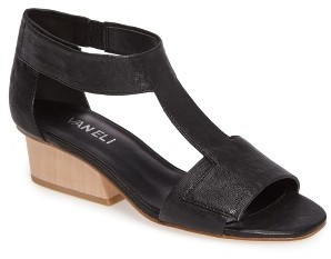 Women's Vaneli Celie T-Strap Sandal $144.95 thestylecure.com
