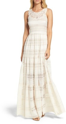 Women's Eliza J Maxi Dress $148 thestylecure.com