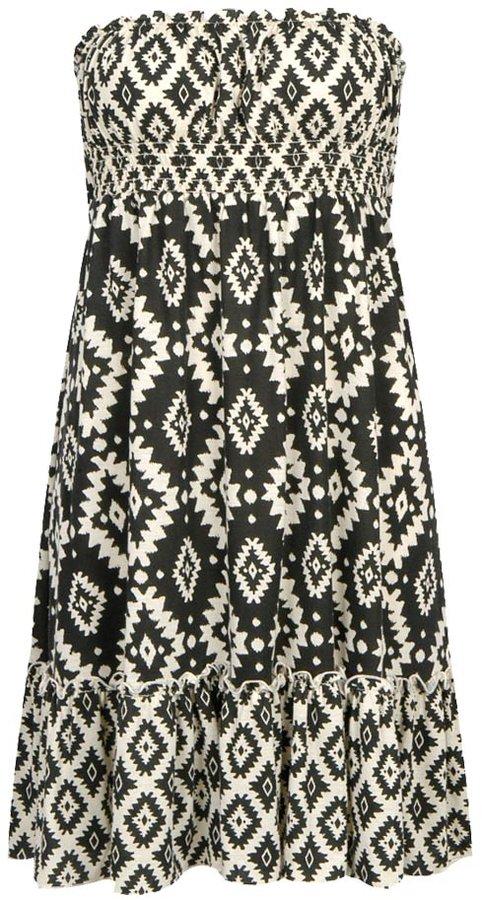 Aztec Tribal Dress