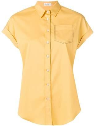 Brunello Cucinelli shortsleeved shirt