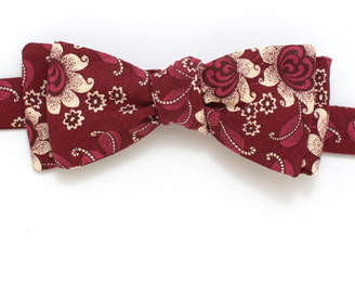 General Knot & Co Vintage Lenox Floral Bow Tie
