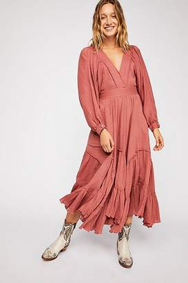 The Endless Summer I Need To Know Maxi Dress