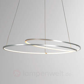 Filigrane LED-Pendellampe At, dimmbar