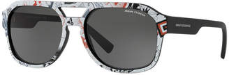 Armani Exchange Sunglasses, AX4074S 57