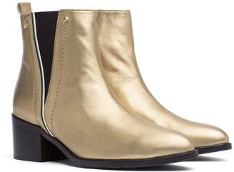 Tommy Hilfiger Metallic Ankle Boot