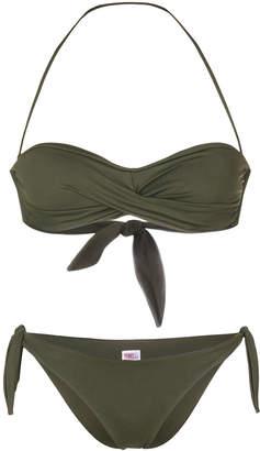MC2 Saint Barth two-piece bikini set