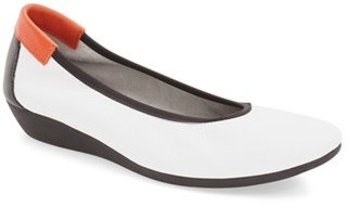 Women's Arche 'Onely' Ballet Wedge $334.95 thestylecure.com