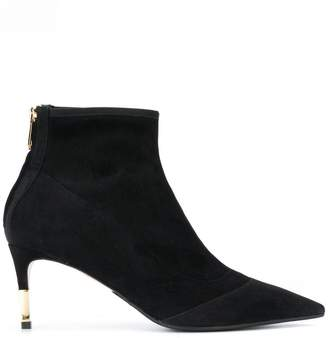 Balmain classic pointed boots