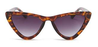 Forever 21 Tortoiseshell Cat-Eye Sunglasses