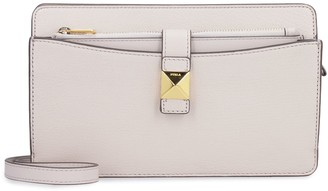 Furla Diva Leather Clutch