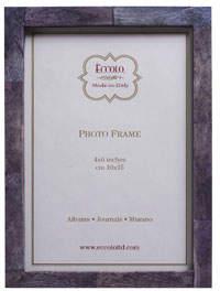 """Eccolo Simple Bone Picture Frame - 5"""" x 7"""""""