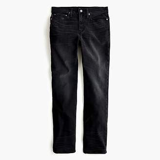 J.Crew 770 Straight-fit stretch jean in washed black