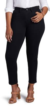 NYDJ CURVES 360 BY Shape Slim Straight Leg Jeans