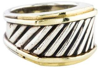 David Yurman Cable Cigar Ring