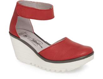Fly London Yand Wedge Pump