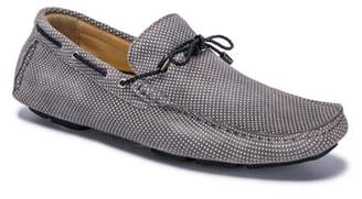 Bugatchi Sanremo Patterned Driving Loafer