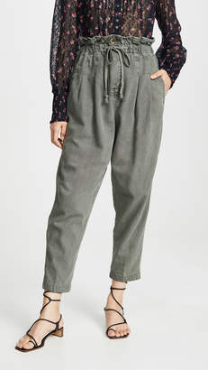 Free People Margate Pleated Trousers