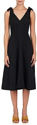 Ulla Johnson Women's Lana Sleeveless Fit & Flare Dress - Noir