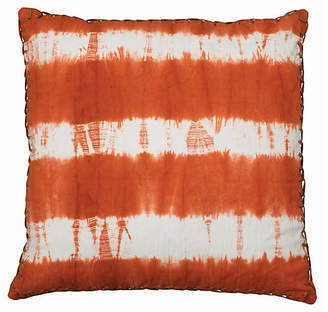 Jamie Young Tie-Dyed 20x20 Pillow - Tangerine