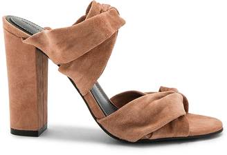KENDALL + KYLIE Demy Mule $145 thestylecure.com
